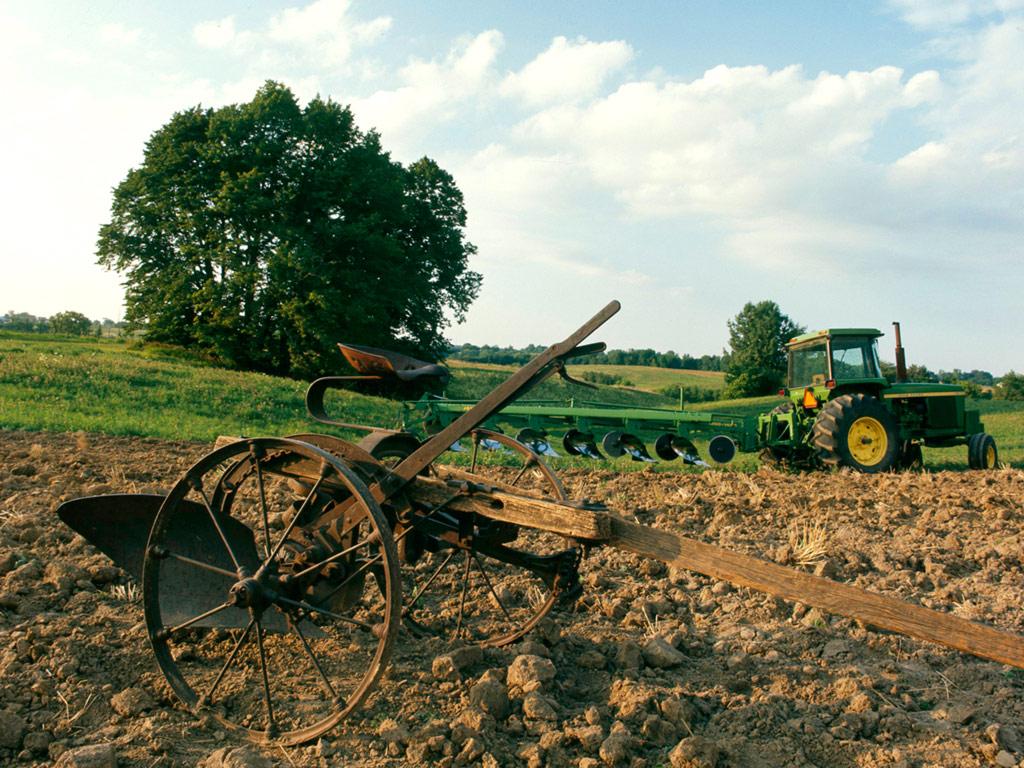 John Deere Classic Plow