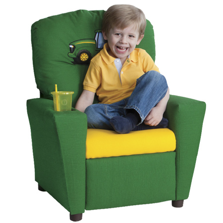 John Deere Reclining Chair