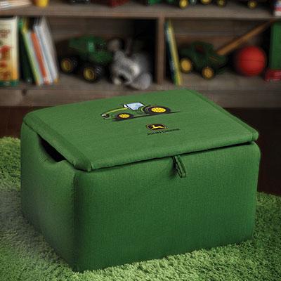 John Deere Toy Box & 6 Items to Create the Ultimate John Deere Room for Kids