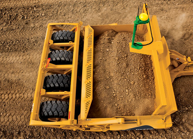 John Deere Carry-all Scraper