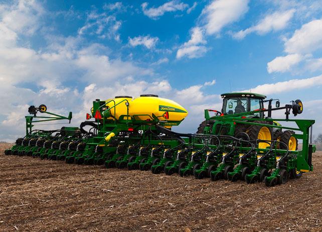 Image Gallery John Deere Planting And Seeding Equipment