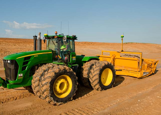 Making Better Use Of Your Land With John Deere Land