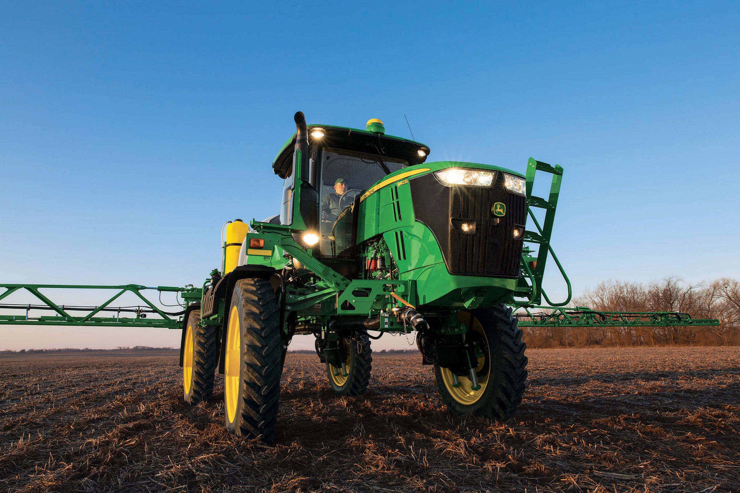 Image Gallery: 25 John Deere Sprayer Pictures to Promote ...
