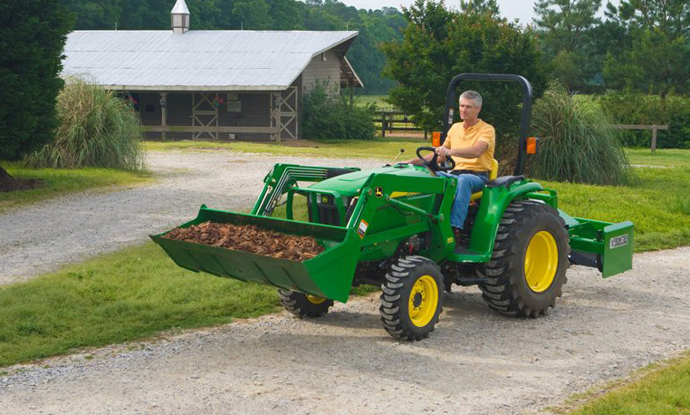 Utility Tractor Power