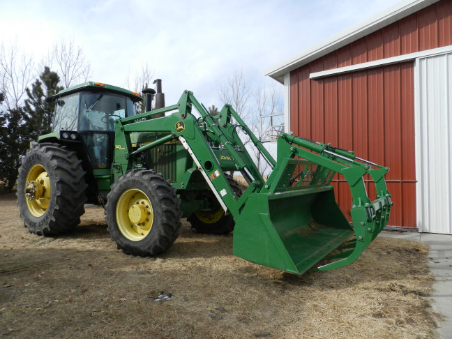 1992 JD 4455 with 2,964 Hours