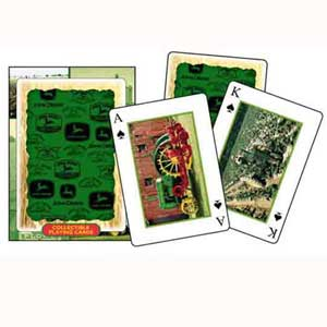 Cool John Deere Playing Cards