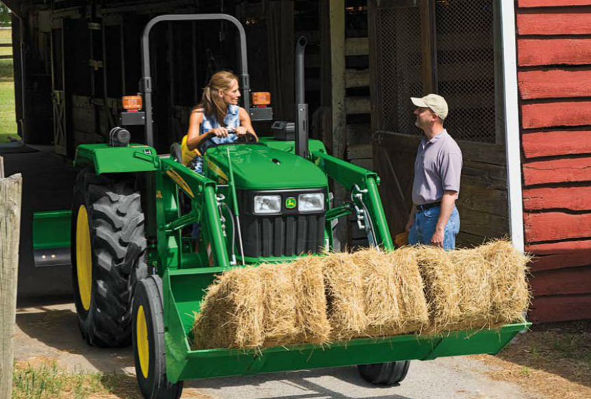 Utility Tractor Uptime