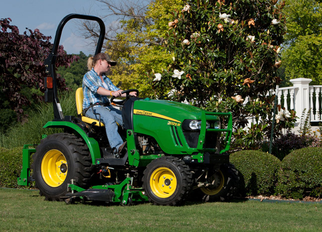 Conquering Multiple Tasks With Help From The John Deere 2r