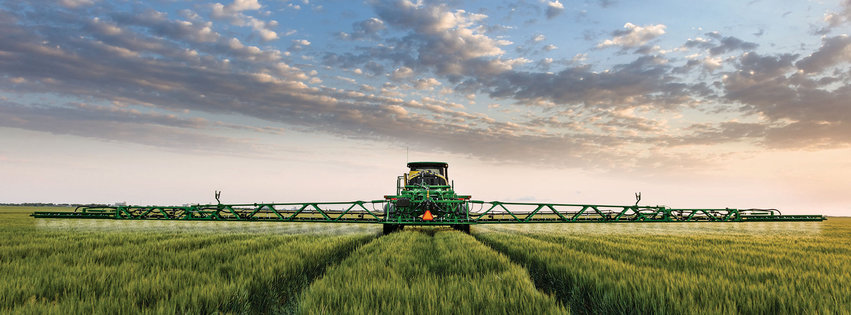 John Deere Sprayer >> 30 John Deere Cover Photos for Agriculture Enthusiasts
