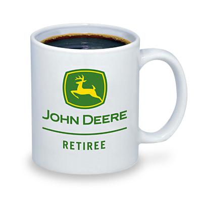 John Deere Ceramic Mug