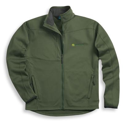 John Deere Green Sports Jacket