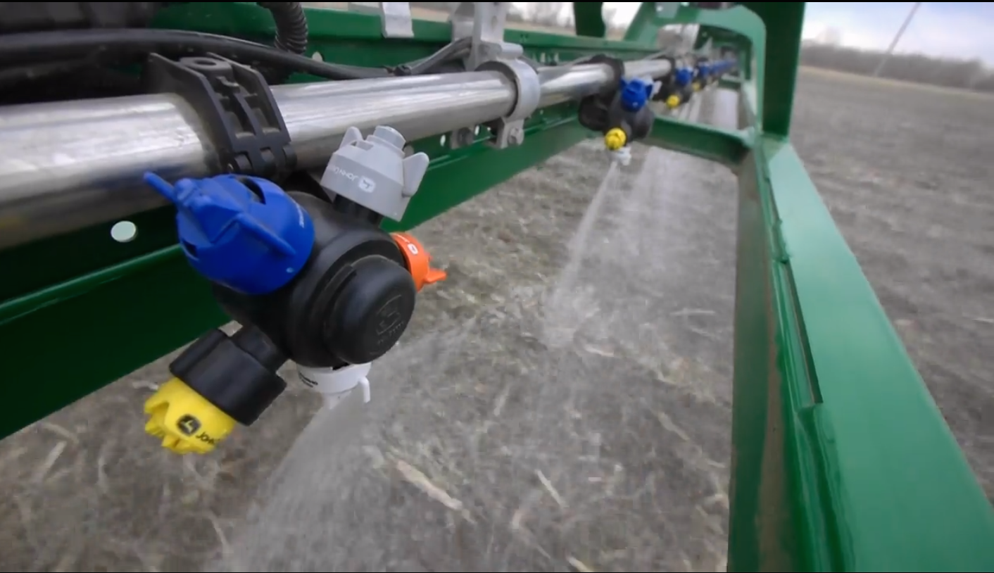 Sprayer Technology