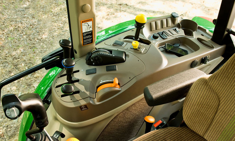 Taking A Look From Within 20 All Access John Deere Cab Photos