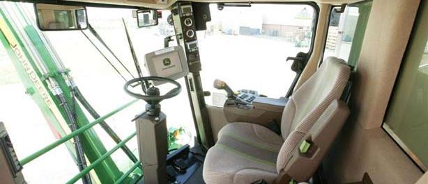 Cane Harvester Cab