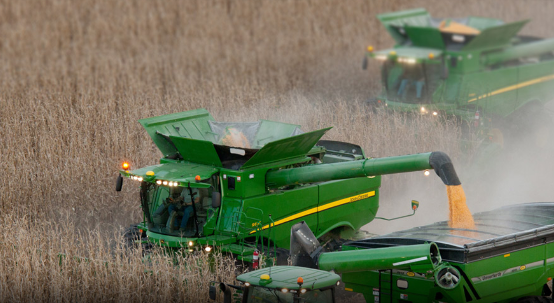 Utilizing 2014 S-Series Combine Technology for Intelligent ...
