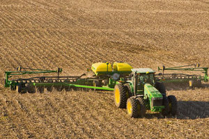Orthman launched the Deere-Orthman DR planter for enhanced planting performance, saving producers time and money.
