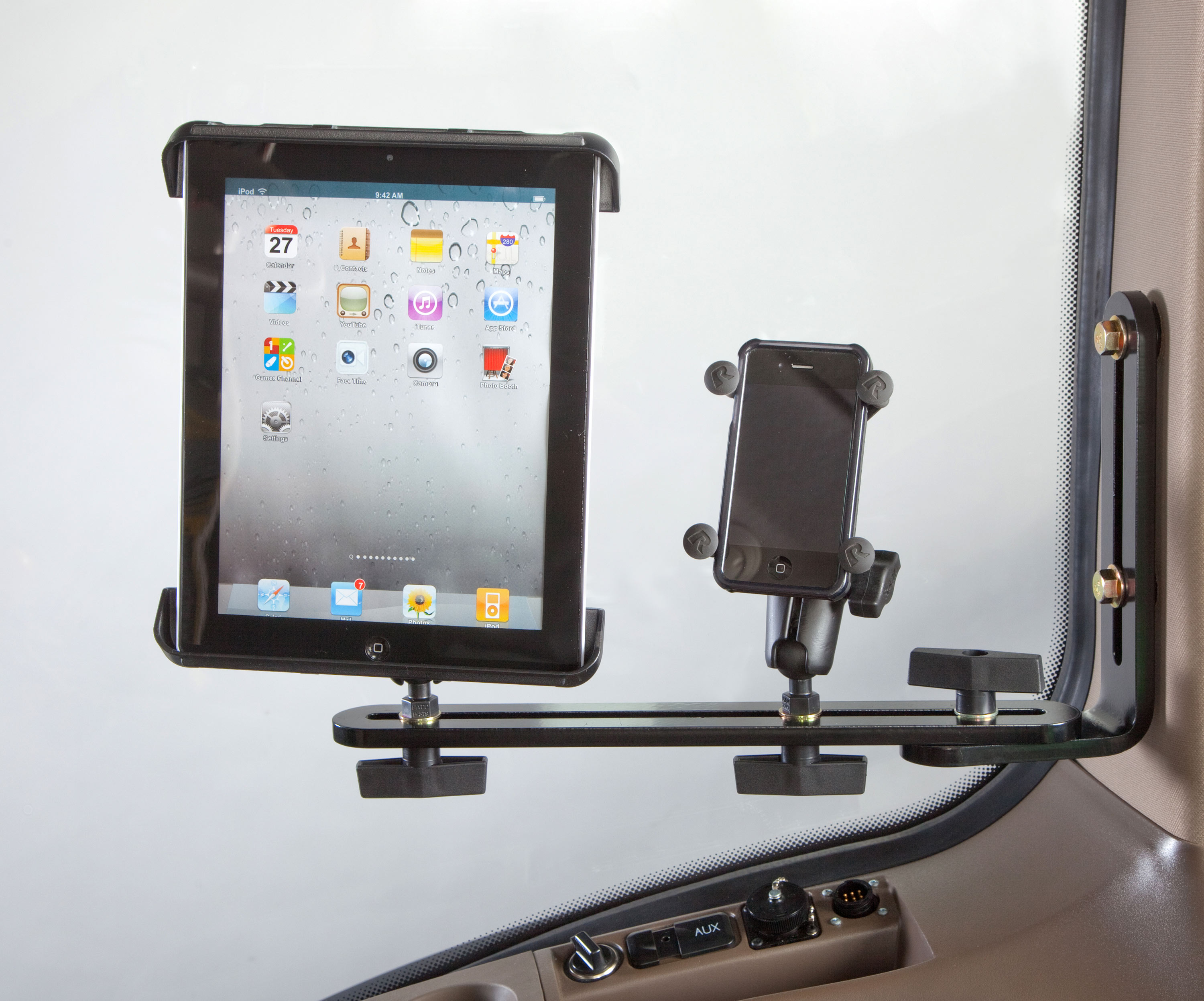 Mobile Mounting Bracket