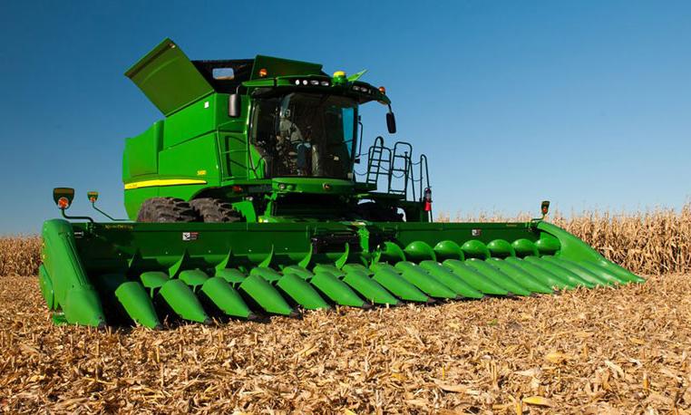 600C Corn Header