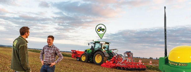 AMS Five John Deere Agriculture Management Solutions to Farm with Precision