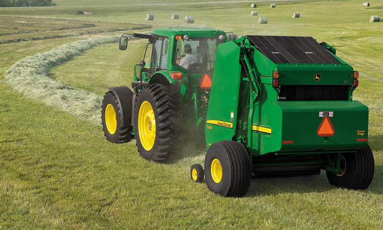 Six Things to Remember Before, During and After Baling Hay