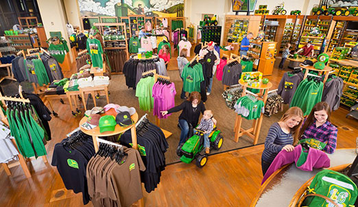 new store hero522x302 Put This on Your Bucket List: A Trip to the John Deere Store
