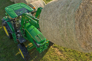 Customers will have the chance to talk with John Deere experts to find out what equipment will meet their unique needs.