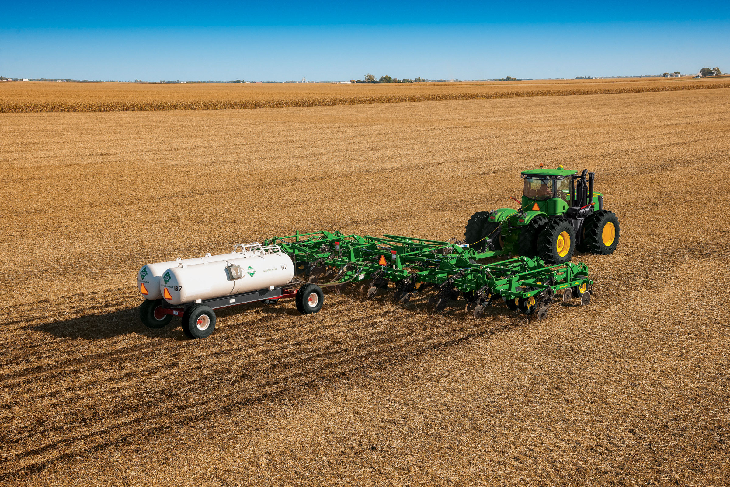 2410C Anhydrous Applicator