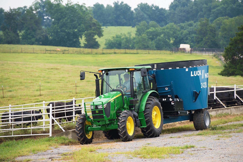 5M Tractors