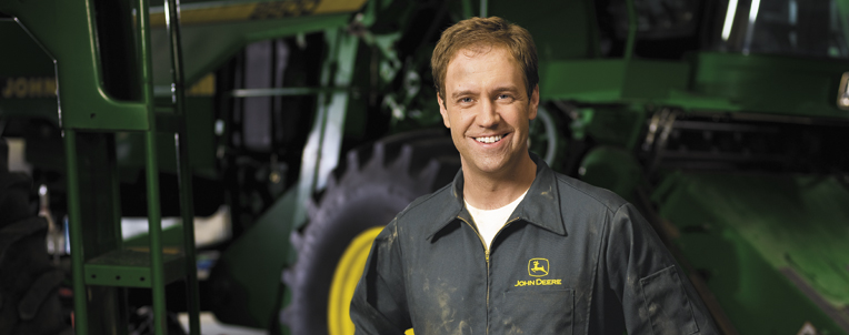 John Deere Technician