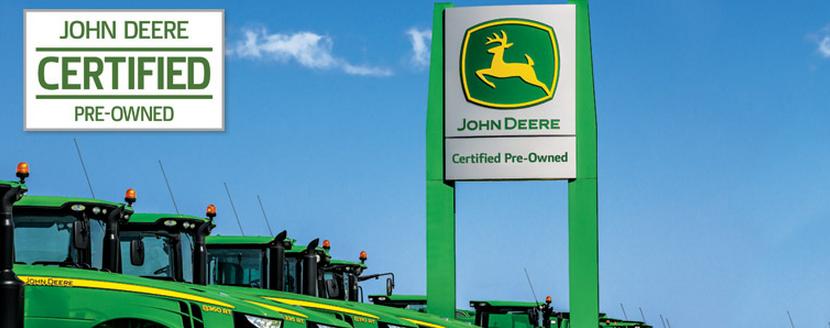 John Deere CPO
