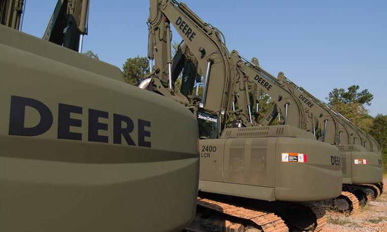 John Deere Gator >> Image Gallery: 25 Head-Turning John Deere Machines at Work