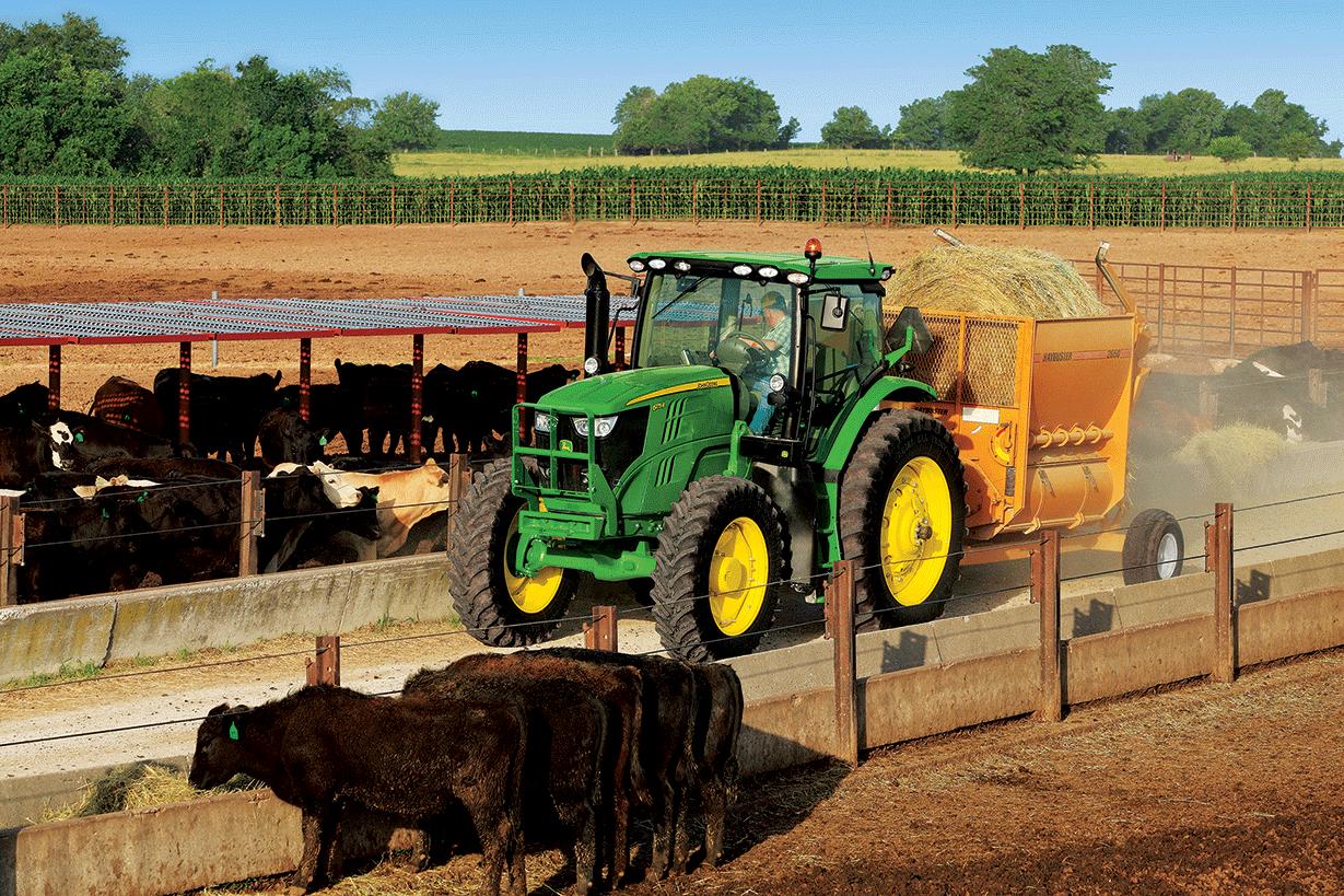 New 6R Tractors