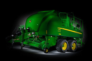 John Deere's new L Series Balers are designed to maximize performance, increase yield, and lower costs.
