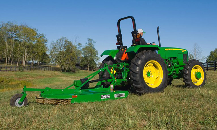 John Deere Frontier Equipment