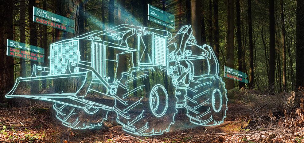 John Deere ForestSight