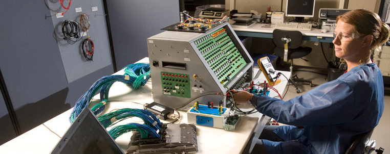 Testing Electronic Products For Companies : Gaining an edge with john deere electronic solutions