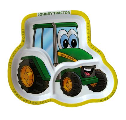 John Deere Kids Plates