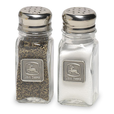 John Deere Salt and Pepper