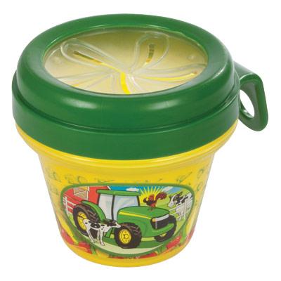 John Deere Snack Container