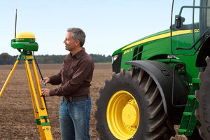 John Deere's AMS customers rely on wireless connectivity to get the most out of their equipment on a daily basis.