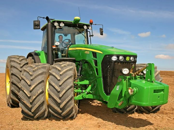 5 Key Features That Fuel The Popularity Of The John Deere 8530
