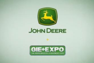 John Deere GIE Expo