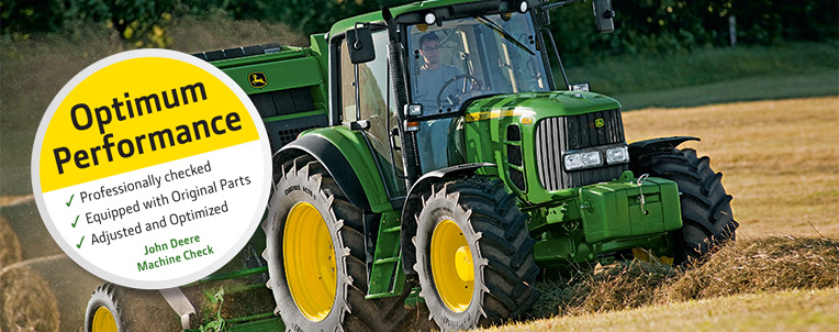 John Deere Tractor Inspection