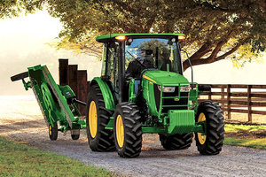 One Millionth John Deere Tractor Built At Augusta Factory