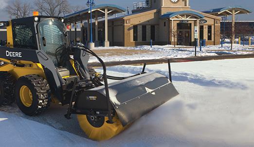 Snow Removal Attachments