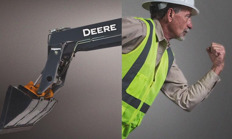 John Deere Worksite
