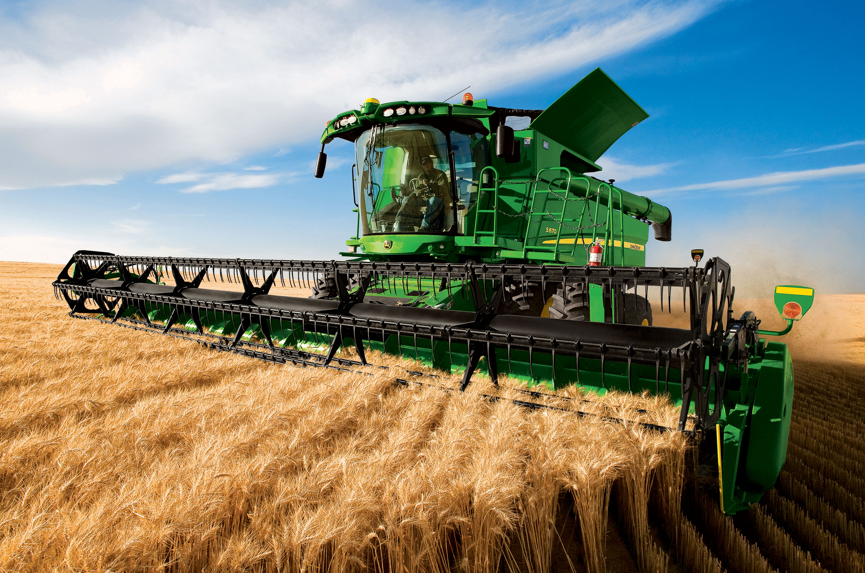 John Deere Tractors Product : John deere innovation revolutionary products from