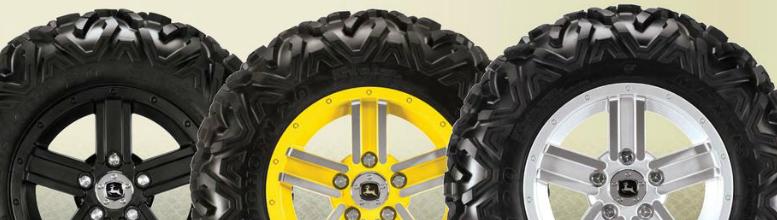 John Deere Gator Tires