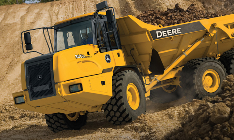 John Deere Construction Machinery A Visual Guide