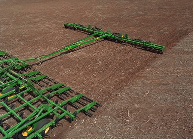200 Seed Bed Finisher